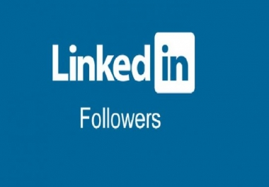 provide 100 LinkedIn followers or likes or join for your pages