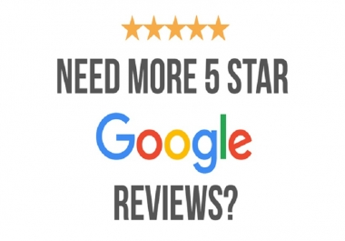 write Two 5 star stunning review for any business page