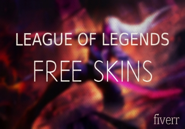 show you how to have all skins on league of legends for free