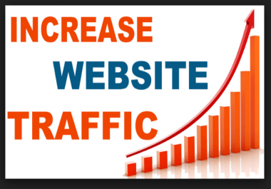 send 500k Targeted traffics to your website or blog for 20weeks