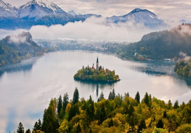 provide tourist information in Slovenia, Croatia, Austria