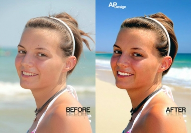 do photoshop editing for you
