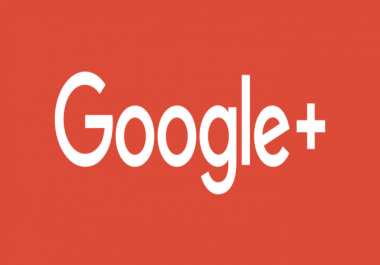 Add 100+ USA base Google Plus Vot or Circle or Follow