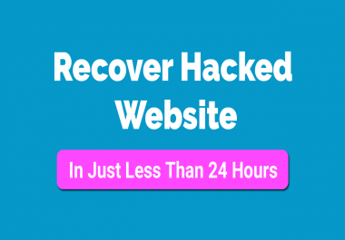 recover hacked wordpress website and do wordpress security