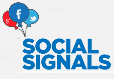 Do 3200 Social Signals Monster Pack improving website