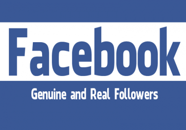 deliver 300 Facebook Profile Followers