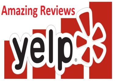 write 2 Professional Yelp Reviews with Different IP,s