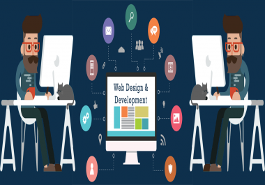 Create A Modern Interactive And Responsive Website