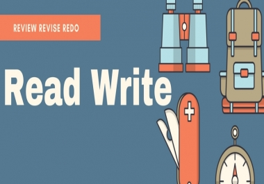 write 500 wards on any niche like blog, website content, marketing material etc