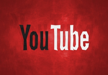 deliver 2000 YouTube Views Real and active