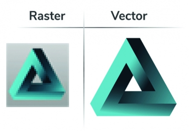 do vector tracing professionally