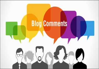 Do 40 Business Relevant Blog Comment Quality Work