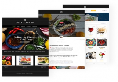 design web page in HTML and CSS