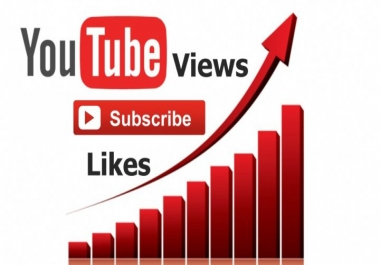 give you +100 YouTube subscribe OR +2500 YouTube views