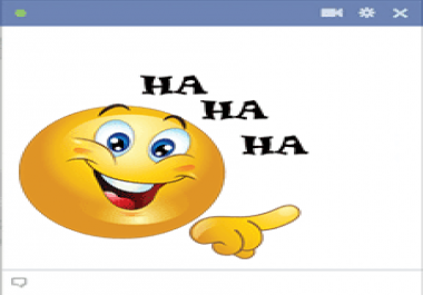 provide 500 Facebook Emoticons post likes laughter [ha ha] instant.