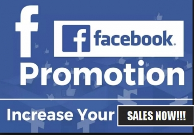 Promote your website to 100M USA Buyers On facebook