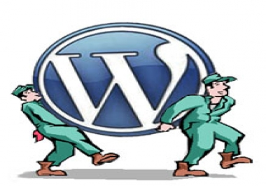 twin your wordpress website or blog and customize it only