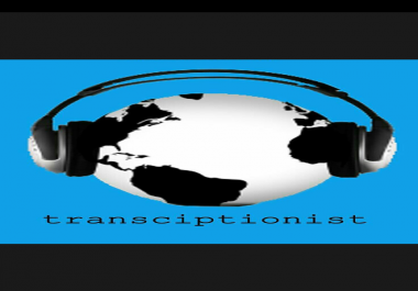 PROVIDE FAST! ACCURATE! and AFFORDABLE! TRANSCRIPTIONS SERVICE