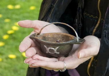 cast most powerful spell to improve your health
