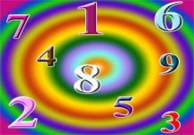 give you a personalized numerology report