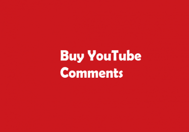 deliver 5 Youtube Video Comments