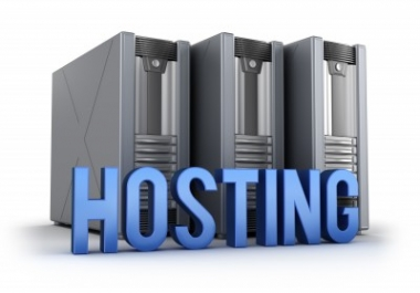 provide one full year of website hosting with your own cPanel