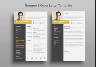 Rewrite Your Resume, Cover Letter And Linkedin Profile