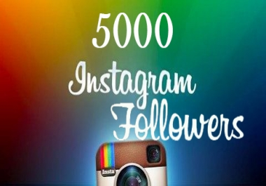 Add 5000+ Fast HQ Account Followers Non Drop Guaranteed