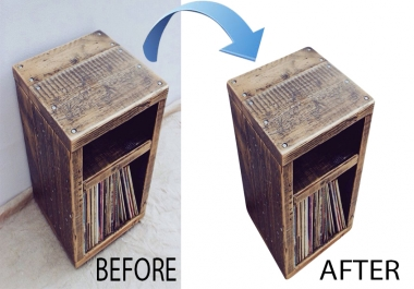 do 20 image Background removal