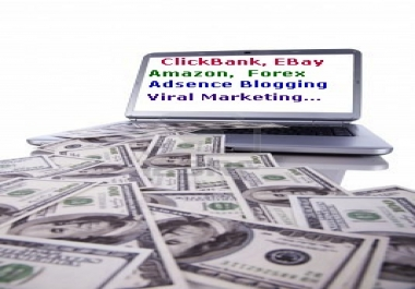 teach you how to make money online as an affiliate on clickbank with a zero start up cost