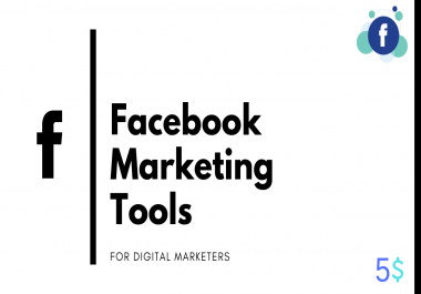 Provide Facebook Marketing Tools With Tutorials Pack