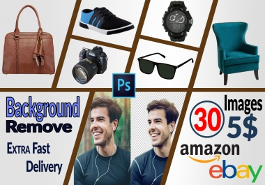 Do Remove Photo Background, Extra Fast Delivery