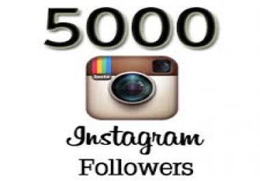 add 5,000 Instagram followers
