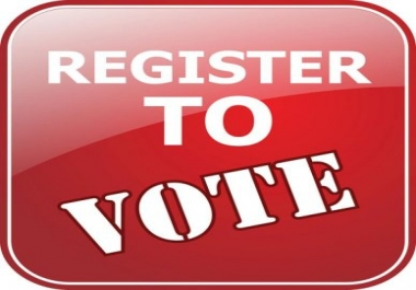 give you 100 registration with email confirmation votes