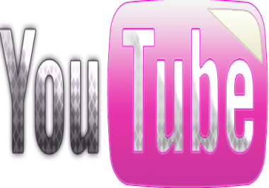 Give You High Quality 1,500+YOUTUBE views