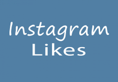 deliver 5000 Instagram Likes >> Instant start >>