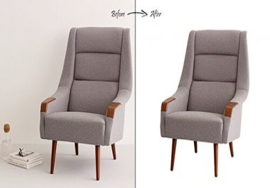 professionally remove background of product photos