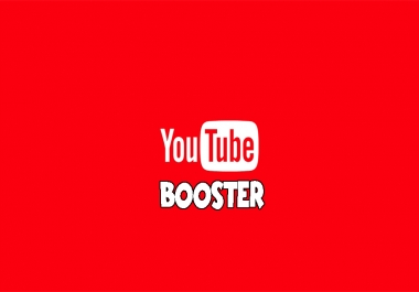 Boost your YouTube Video with all in one package