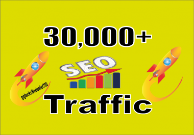 Send Fast 30.000 real Worldwide website traffic visitors from all Countries