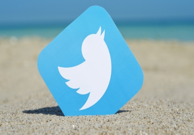 Give you 2200+ Twitter followers will be making your account popular.
