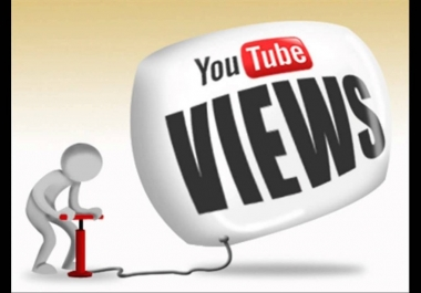 Provide you 4000+ Youtube Views