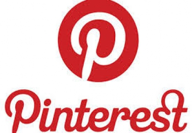 provide you 1600+ Pinterest Followers