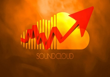 Give you 1,20,000+ Soundcloud Plays will be making your account popular.