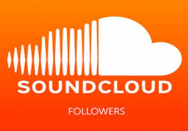 provide you 2200+ Soundcloud Followers