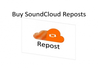 Provide you 22000+ Soundcloud USA Reposts