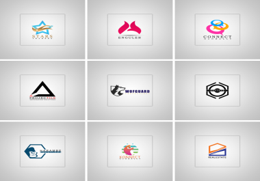 Will Send U 25 Premium Logo Pack With Complete Source Psd Files