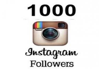 add 1,000 Instagram followers