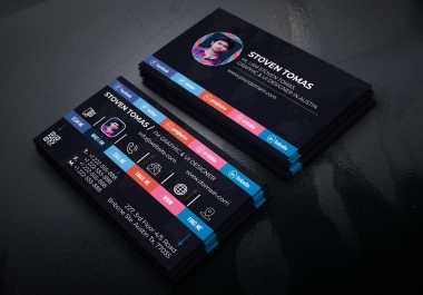 Create Business Card Design Within 24 Hours