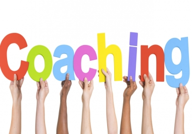 be your life coach and mentor you in your challenges