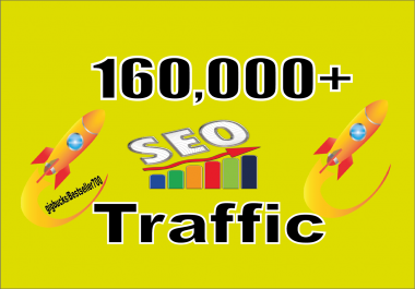 Give you160.000 real Worldwide website traffic visitors from all Countries